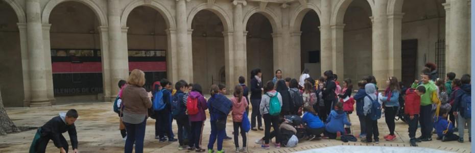 Visita a la Catedral de Almería.