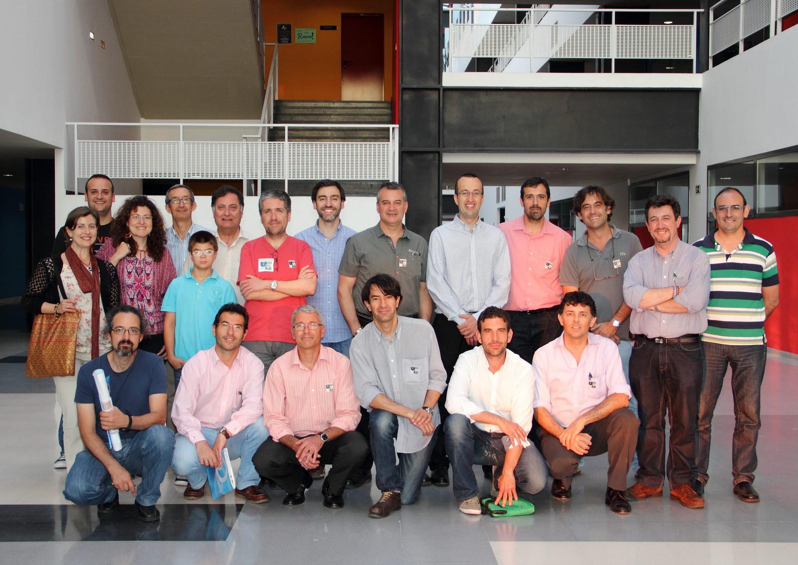 I Encuentro de la asignatura de Tecnología 2014